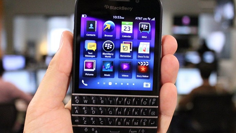 BlackBerry Q10 - My Best Companion.