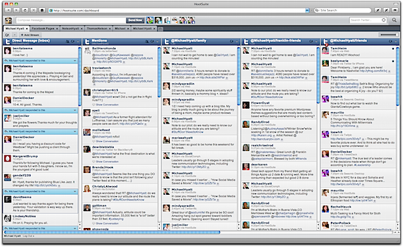 Hootsuite - Supercharge your social media workflow.