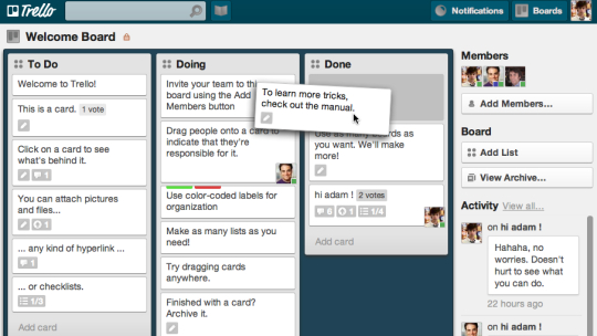 Trello - Organize your life.