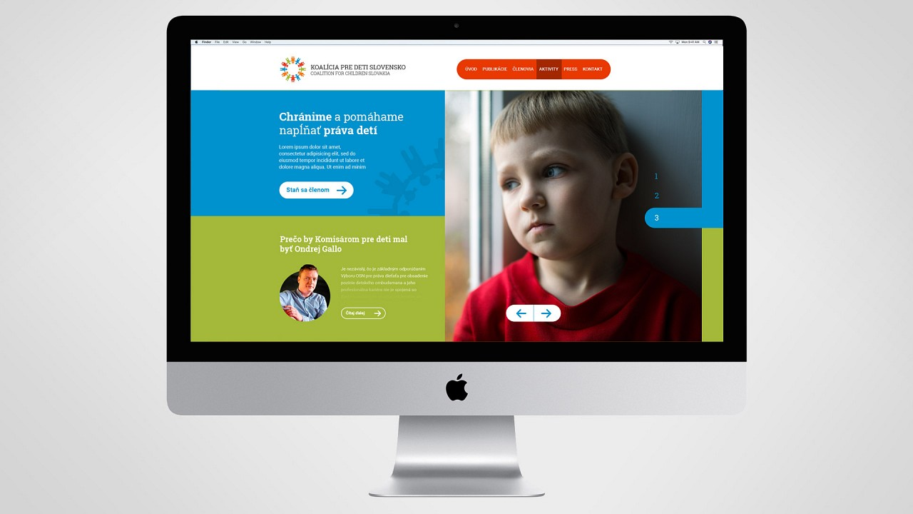 Home Page - Coalition For Children