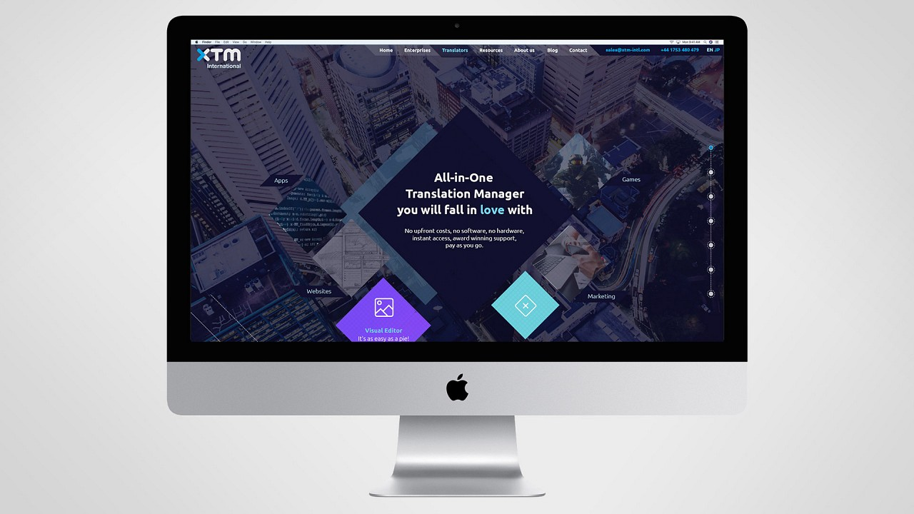 Web Design and Development - Damian Drozdowicz Manchester